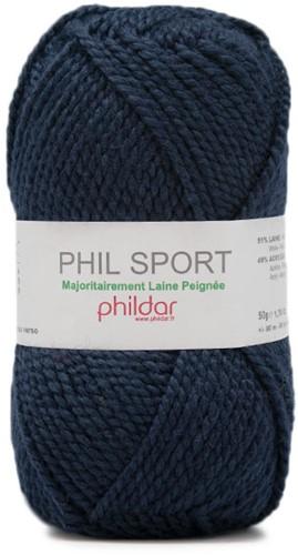 Phildar Phil Sport 2446 Marine
