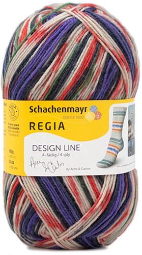 SMC Regia Design Line By Arne & Carlos 4-PLY 2459