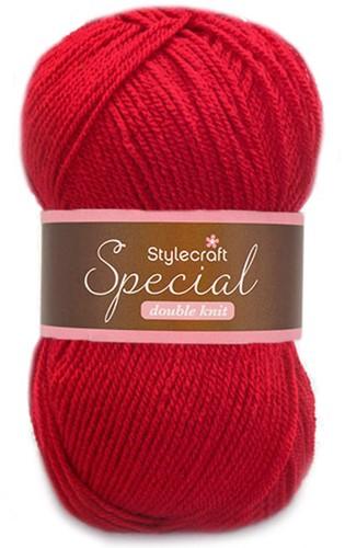 Stylecraft Special dk 1246 Lipstick