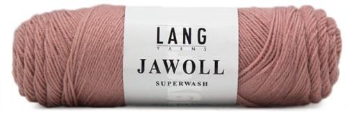 Lang Yarns Jawoll Superwash 248 Old Pink