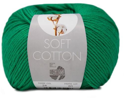 Lana Grossa Soft Cotton 024 Green