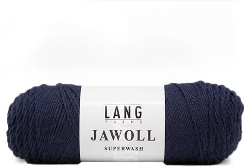 Lang Yarns Jawoll Superwash 25 Navy