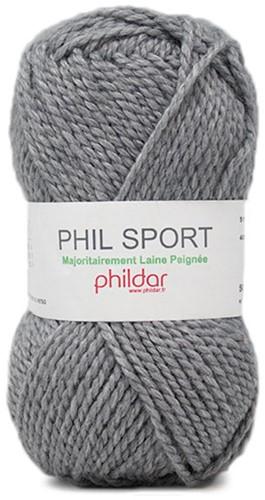Phildar Phil Sport 2659 Acier