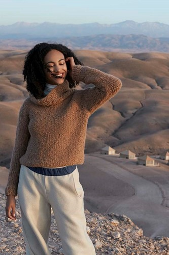 Knitting Pattern Trust Tomorrow Sweater