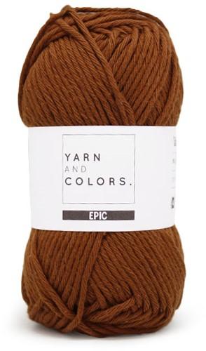 Yarn and Colors Epic 026 Satay