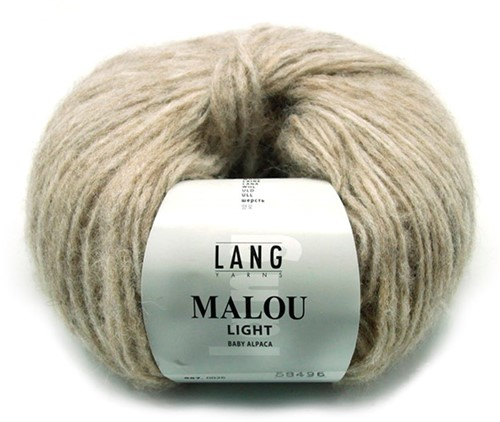 Lang Yarns Malou Light 26 Beige