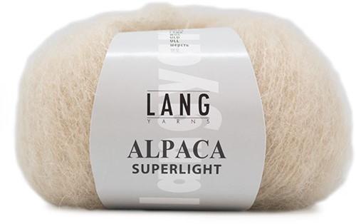 Lang Yarns Alpaca Superlight 26 Sand