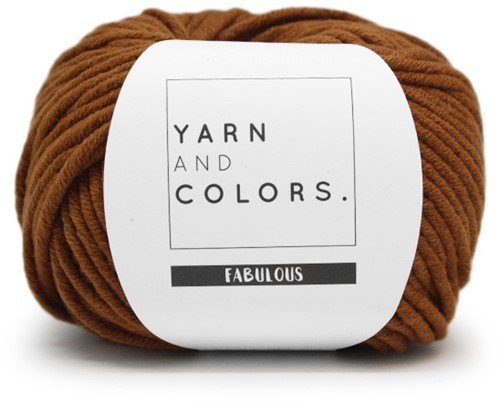 Yarn and Colors Loose Fit Jumper Knit Kit 4 L