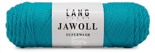Lang Yarns Jawoll Superwash 279 Turquoise
