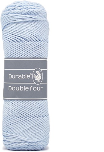 Durable Double Four 282 Light blue