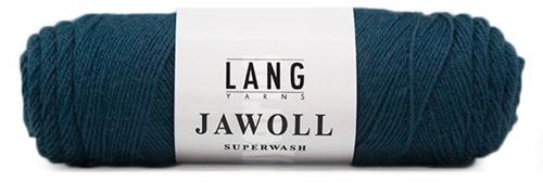 Lang Yarns Jawoll Superwash 288 Dark Petrol