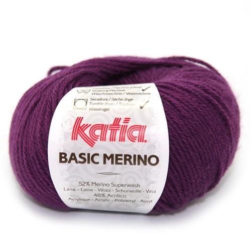 Katia Basic Merino 28 Dark lilac