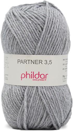 Phildar Partner 3.5 1447 Acier