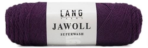 Lang Yarns Jawoll Superwash 290 Eggplant