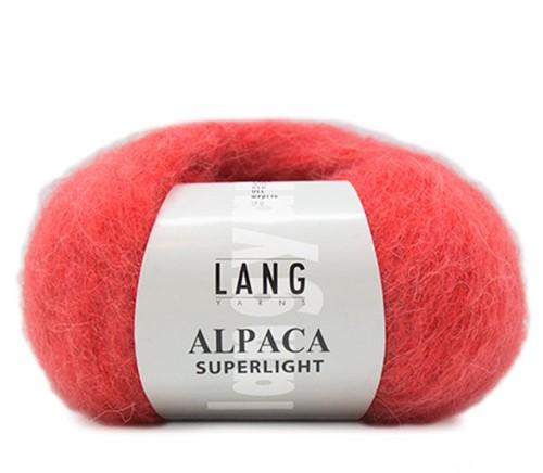 Lang Yarns Alpaca Superlight 29 Melon