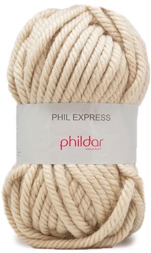 Phildar Phil Express 1359 Creme