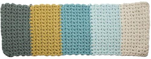 Yarn and Colors Block Blanket Crochet Kit 3