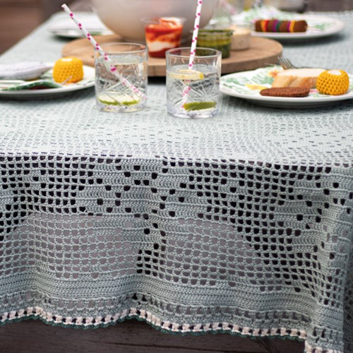 Must-have Tablecloth Special Edition Crochet Kit