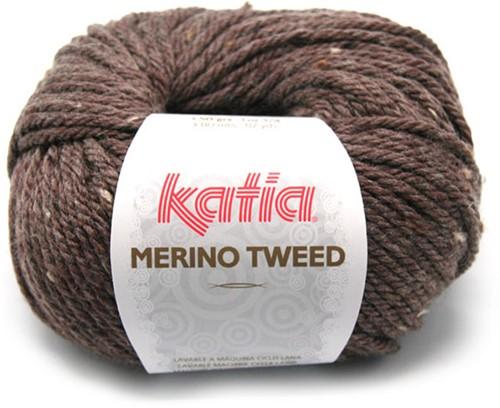 Katia Merino Tweed 303 Brown