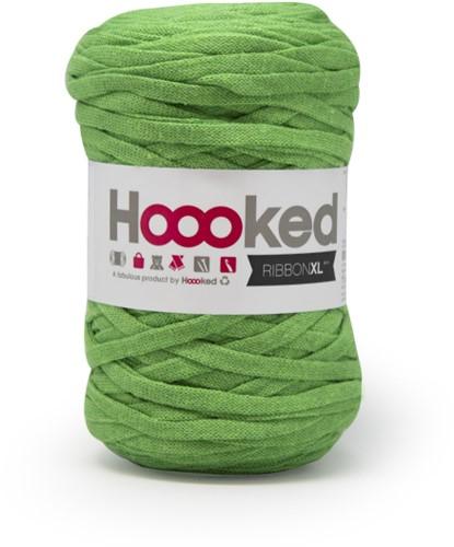 Hoooked RibbonXL 30 Salad Green