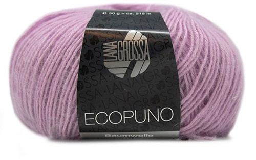 Lana Grossa Ecopuno 030 Purple