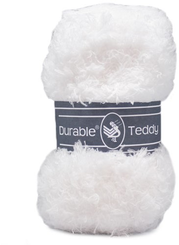 Durable Teddy 310 White