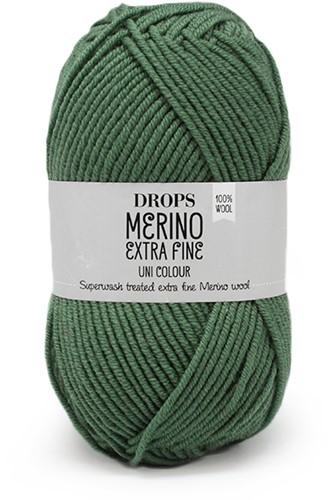 Drops Merino Extra Fine Uni Colour 31 Forest Green