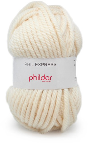 Phildar Phil Express 1397 Ecru