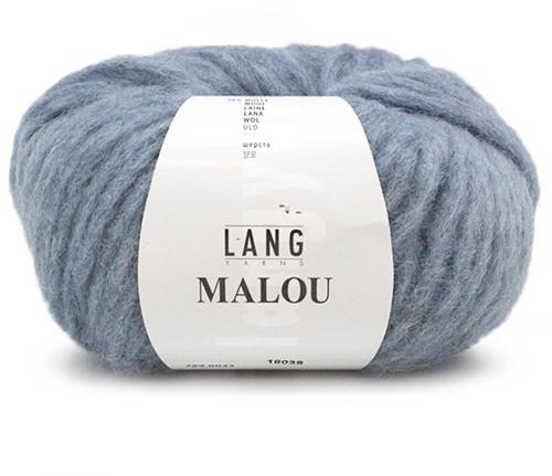 Lang Yarns Malou 33 Jeans