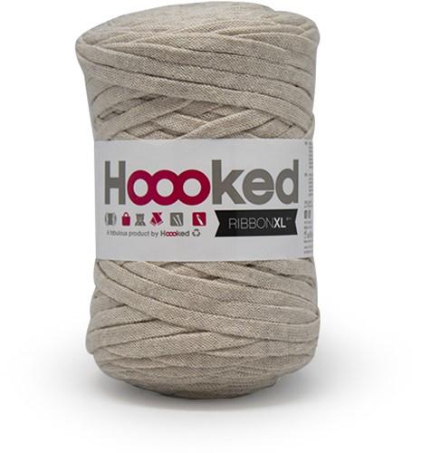 Hoooked RibbonXL 33 Sandy Ecru
