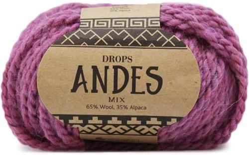 Drops Andes Mix 3410 Amethyst