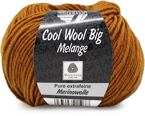 Lana Grossa Cool Wool Big Melange 343 Amber Mottled