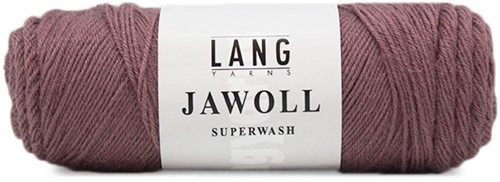 Lang Yarns Jawoll Superwash 348 Old Pink