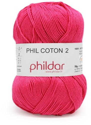 Phildar Phil Coton 2 1155 Oeillet