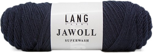 Lang Yarns Jawoll Superwash 34 Night Blue