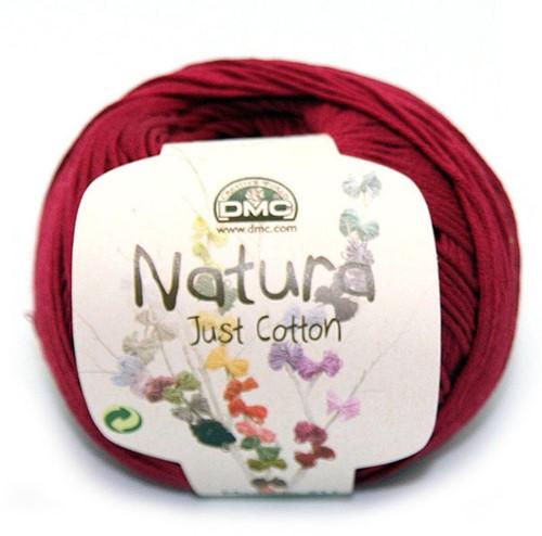 DMC Cotton Natura N34 Burgundy