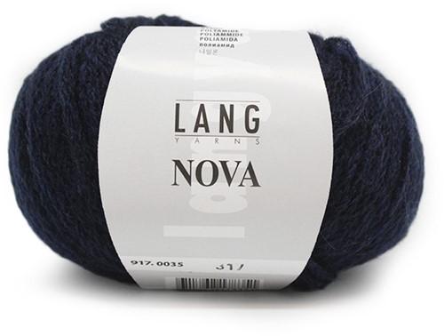 Lang Yarns Nova 35 Marine
