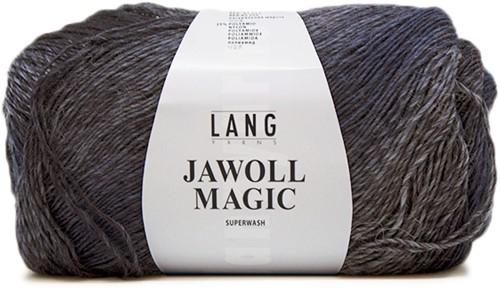 Lang Yarns Jawoll Magic 35 Blue Marine