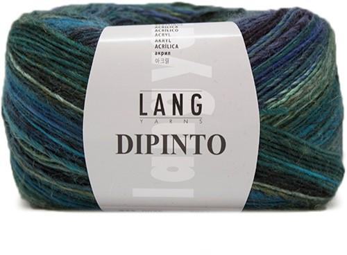 Lang Yarns Dipinto 35 Blue/Green