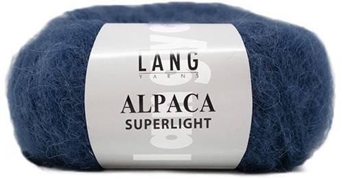 Lang Yarns Alpaca Superlight 035