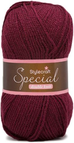 Stylecraft Special dk 1035 Burgundy