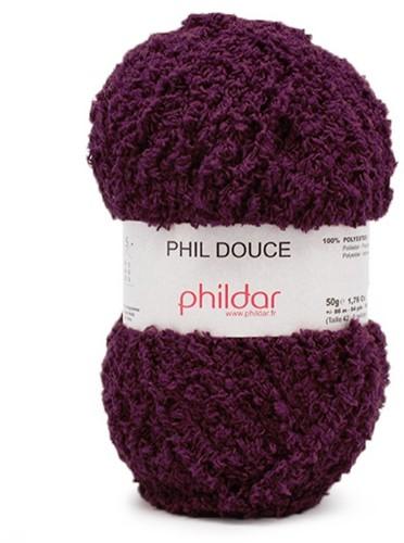 Phildar Phil Douce 1405 Myrtille