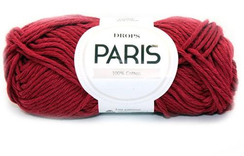 Drops Paris 37 Rusty Red