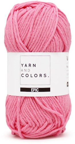 Yarn and Colors Epic 037 Cotton Candy
