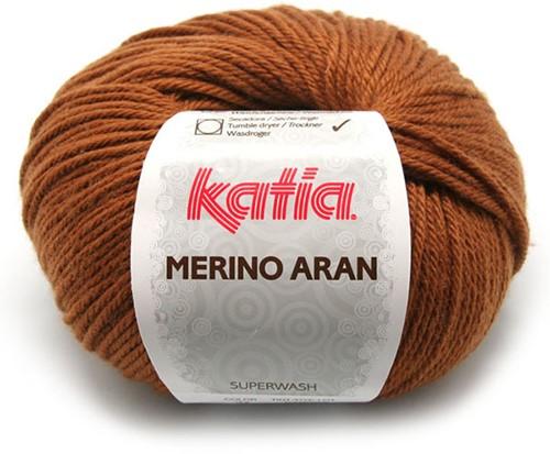 Katia Merino Aran 37 Light brown
