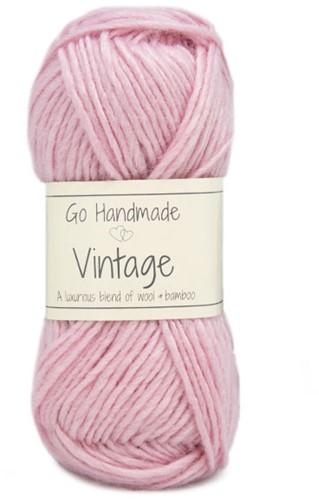 Go Handmade Vintage 37 Soft Pink