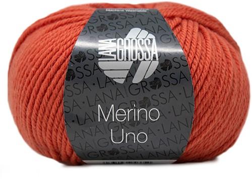 Lana Grossa Merino Uno 038 Coral