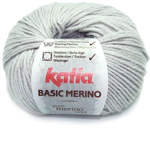 Katia Basic Merino 38 Very light grey