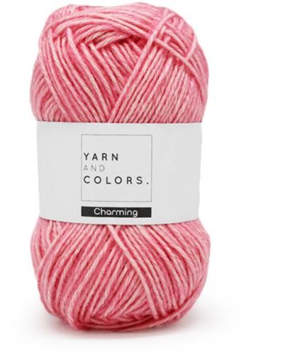 Yarn and Colors Charming 038 Peony Pink