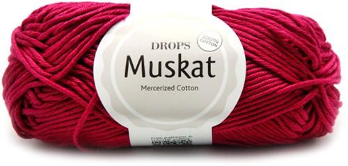 Drops Muskat Uni Colour 39 Heather